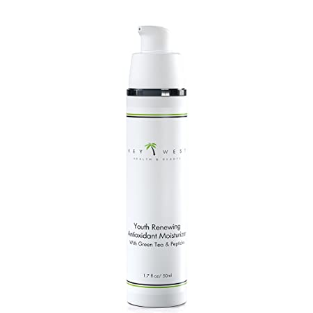 Youth Renewing Antioxidant Moisturizer w Green Tea Peptides