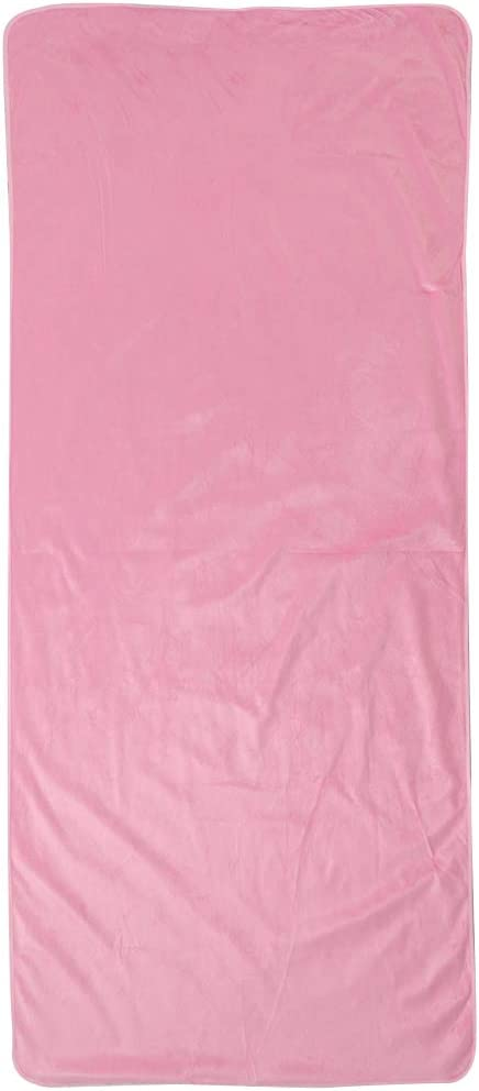 Massage Bed Cover Table Plinth Treatment Couches Sheets With Face Hole Rosy