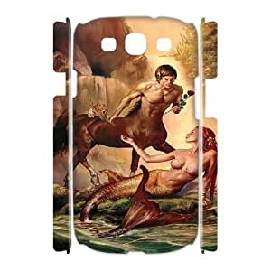 H-Y-G9067903 3D Art Print Design Phone Back Case Customized Hard Shell Protection Samsung Galaxy S3 I9300