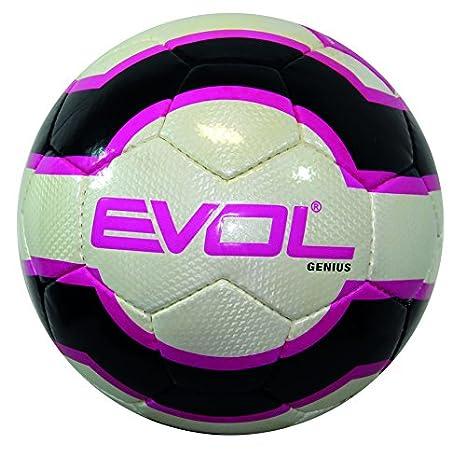 Evol, balón de fútbol a 5 a rebote probada - Genius, color color ...