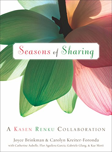 Seasons of Sharing: A Kasen Renku Collaboration