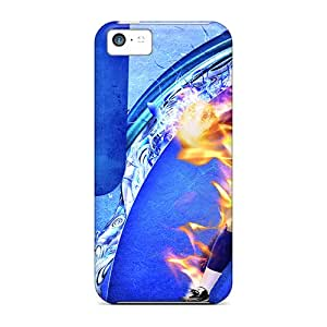 High Quality New York Giants Cases For Iphone 5c / Perfect Cases