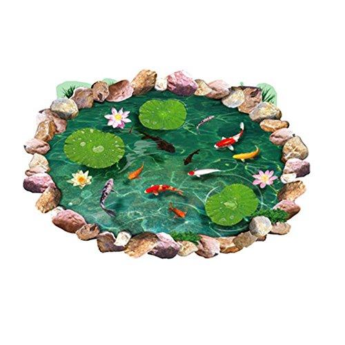 3d-pool-wall-sticker-toogoor3d-pool-wall-sticker-waterproof-lotus-pond-gold-fish-for-children-bathro