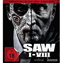 SAW I-VIII / Definitive Collection