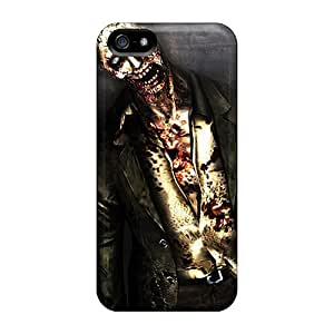 High-end Case Cover Protector For Iphone 5/5s(zombie)