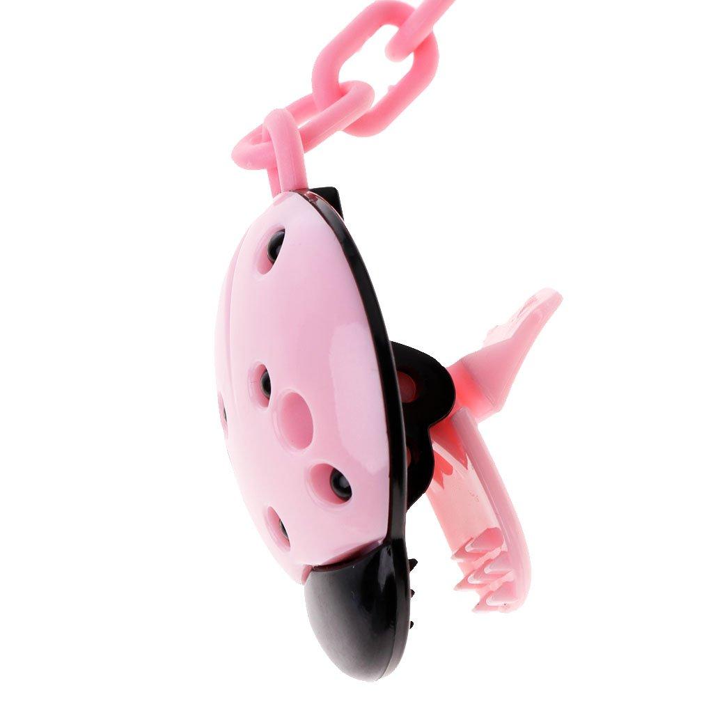 Sharplace Ciuccio Ciuccio Con Succhietto Per Succhiotto E Succhietto Taglia unica Rosa