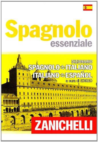 Spagnolo essenziale. Dizionario spagnolo-italiano, italiano-spagnolo - Edigeo
