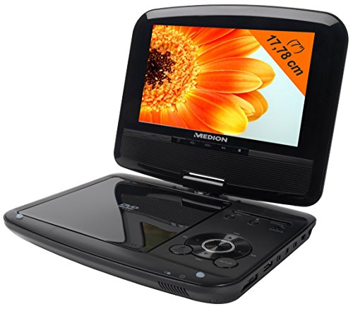 MEDION LIFE P72066 (MD 84209) 17,78 cm (7 Zoll) Portabler DVD-Player