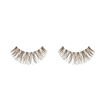 03d11d0b1f2 Amazon.com : Ardell Natural Lashes, Wispies Brown : Fake Eyelashes And  Adhesives : Beauty