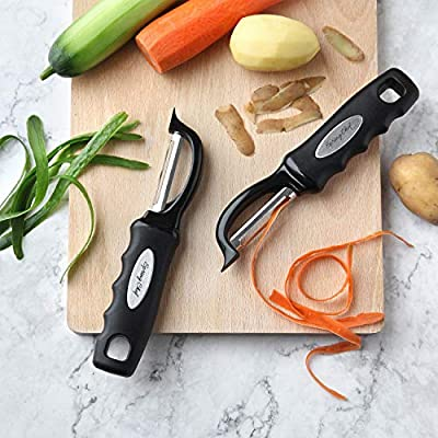 Spring Chef Premium Swivel Vegetable Peeler