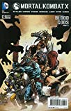 Mortal Kombat X #6 Comic Book