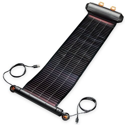 Roll Up Solar Charger - 6