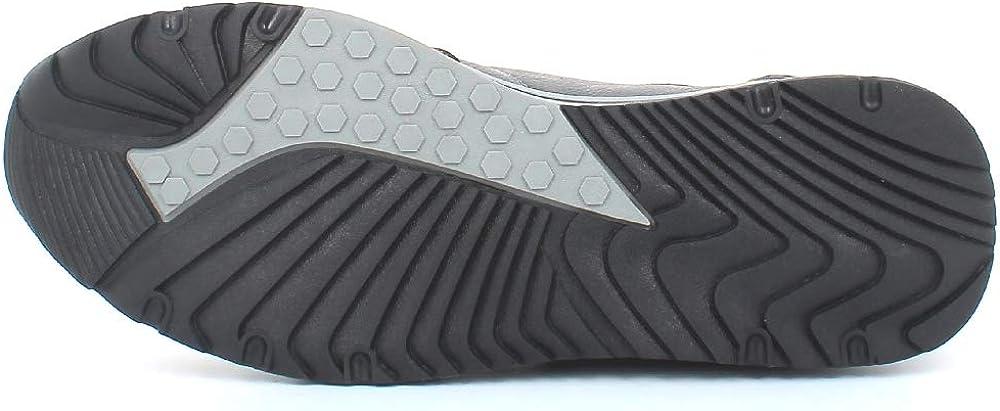 Armata di mare Scarpe Uomo, Sneaker Alte AMU W9L030 Grey