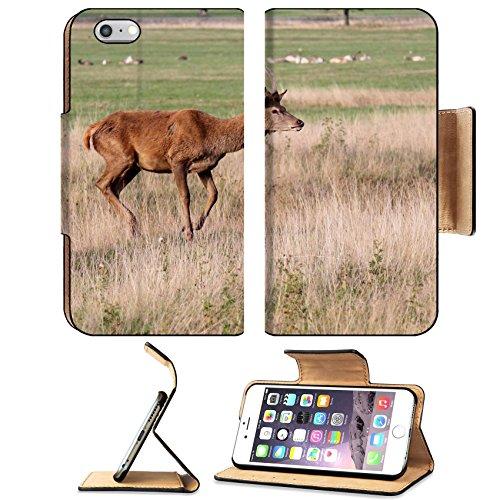 Luxlady Premium Apple iPhone 6 Plus iPhone 6S Plus Flip Pu Leather...