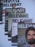 img - for Relevant Magazine - Complete Volume (Complete 2010 Box-Set - Issues 43-48, God, Life, Progressive Culture) book / textbook / text book
