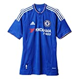 adidas AH5104 Chelsea FC Home Replica Player Jersey (Chelsea Blue/White/Power Red - Medium)