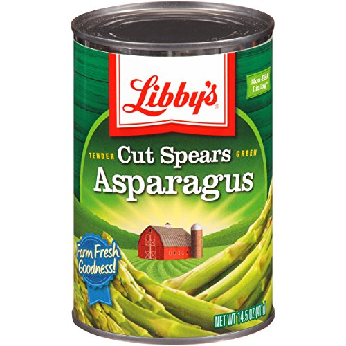 Which is the best canned asparagus cuts?
