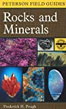 img - for A Field Guide to Rocks and Minerals (Peterson Field Guides) book / textbook / text book