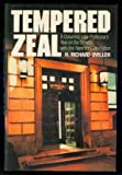 Tempered Zeal, Richard H. Uviller, 0809246074