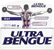 Ultra-Bengue Gel, color Azul, 65 g