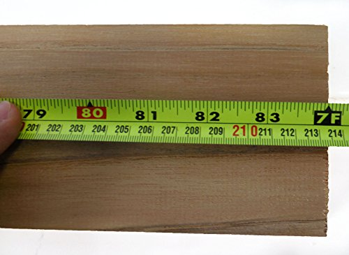 84-l-x-575-w-x-1-inch-thick-planed-edged-teak-for-benches-spearguns-decking