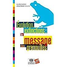 Évolution, extinction : le message des grenouilles (Le collège)