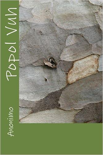 Book Popol Vuh (Spanish Edition)