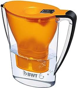 BWT WF 8703 - Jarra con filtro para agua (2,7 litros), color naranja