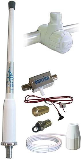 BANTEN C-00331 Antena de látigo para recepción TDT DVB-T de ...