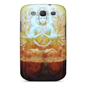 Cute Appearance Cover/tpu EEianXD8516qboYp God Case For Galaxy S3