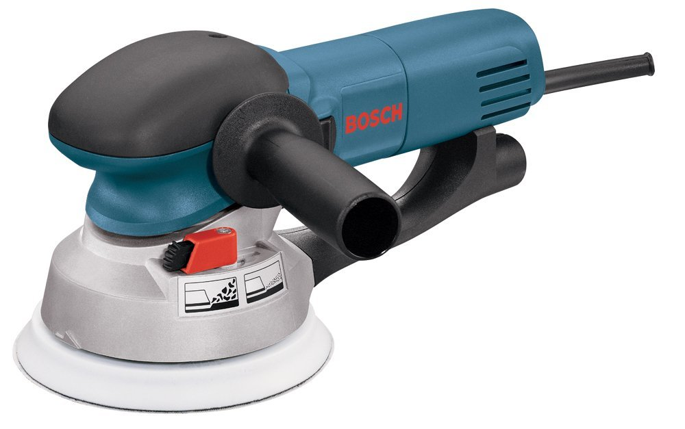 Bosch 1250DEVS 6-1/2-Amp 6-Inch Random Orbit Sander with Vacuum Port [並行輸入品]  B01LZCS75G