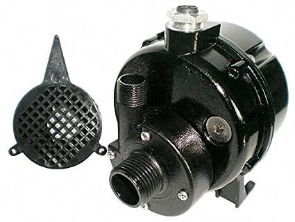 Amazon com: 1/90 HP Compact Submersible Pump, 115V Voltage