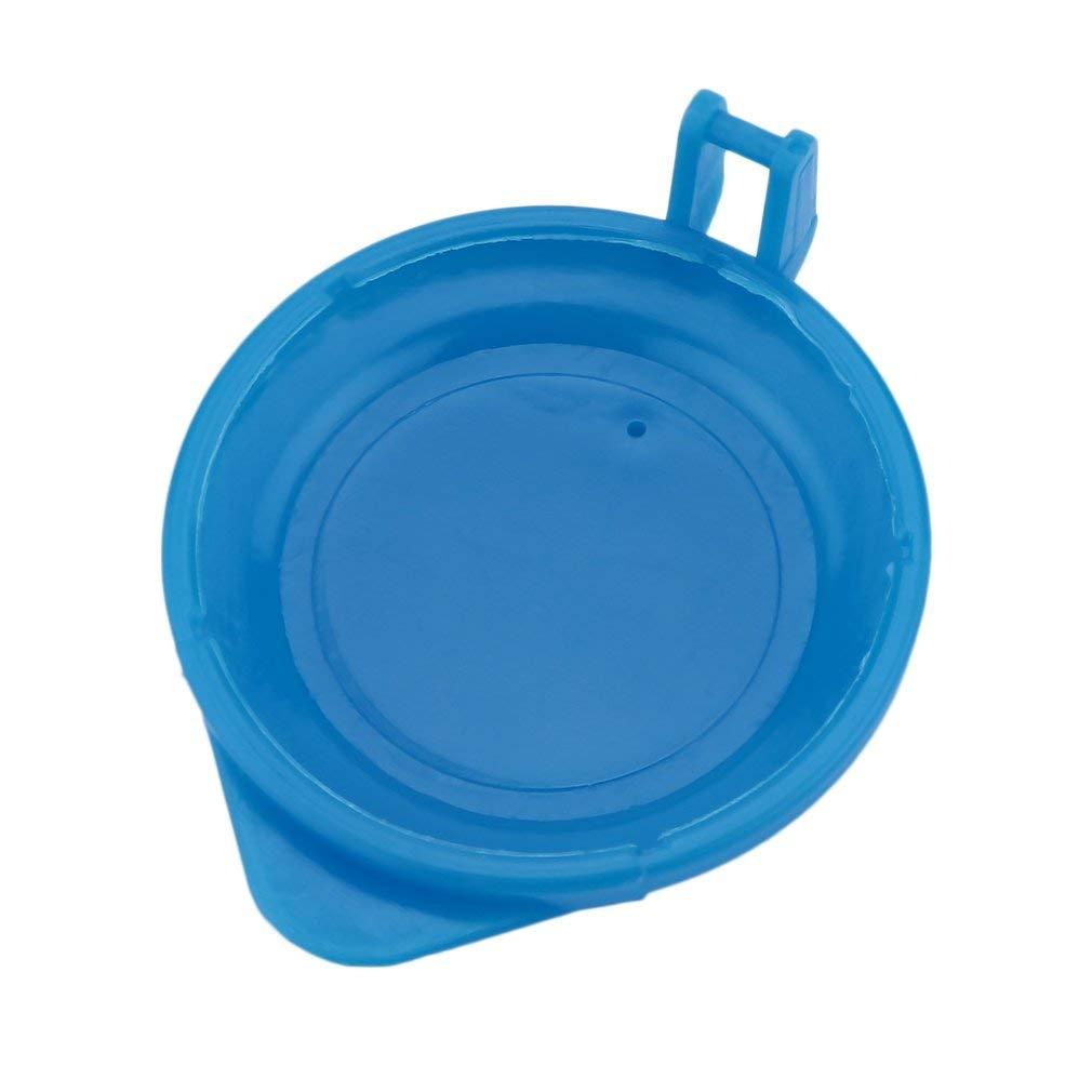leoboone Tapa tapa de limpieza del limpiador Depósito del líquido ...