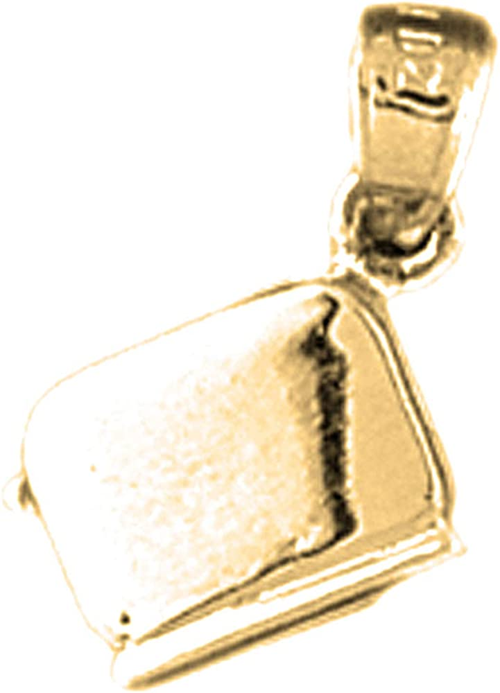 The Best Toaster Necklace