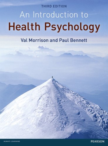 Introduction to Health Psychology (3rd Edition)
