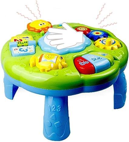sortie d'usine fournir un grand choix de sélectionner pour officiel Jouets pour bébé Table d'activités d'apprentissage Bureau ...