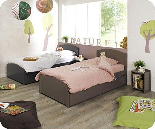 Kinderzimmer komplett Natur taupe