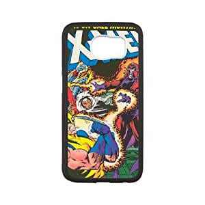 Samsung Galaxy S6 Cell Phone Case White X Men ZDN Snap On Cell Phone Cases