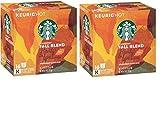 starbucks christmas blend k cups - Starbucks Fall Blend 2017 K-Cup Packs, 32-count