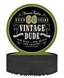 vintage dude 60 - Creative Converting Vintage Dude 60th Birthday Centerpiece with Honeycomb Base