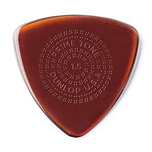 Dunlop Primetone Triangle Plektrum mit Grip (3-er Pack)