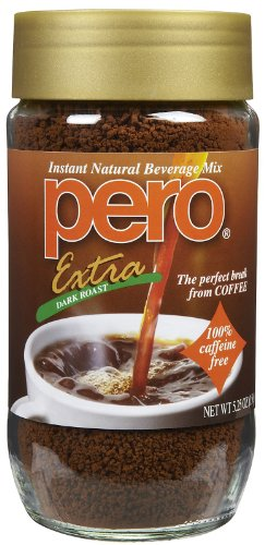 Pero: Coffee Substitute Extra Instant Beverage Jar, 5.25 oz