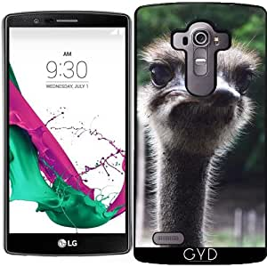 Funda para LG G4 - Retrato De Un Avestruz by Grab My Art