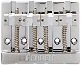 Fender HiMass 4-String Bass Bridge Assembly with