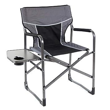 Ch Air Chaise Pliante Avec Porte Tasse à Accoudoirs Chaise