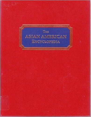 The Asian American Encyclopedia, Volume 3