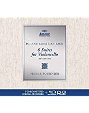 Bach, J.S.: The Cello Suites [2 CD/Blu-ray Audio]