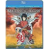 Legend of the Millennium Dragon (2 discs) Bilingual