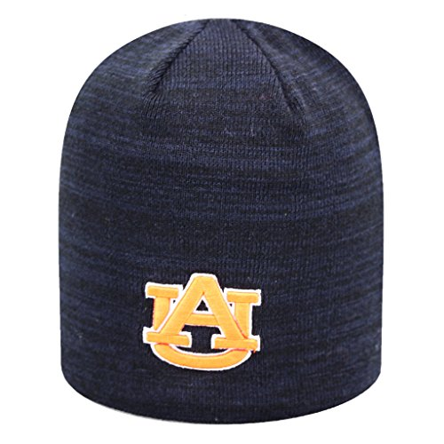 finest selection 05f1e fda25 Top of the World Michigan Wolverines Brisk Knit Hat - Navy,