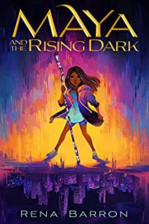 Book Cover: Maya and the Rising Dark
